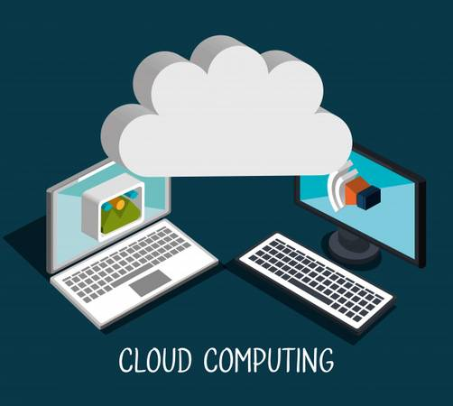 Cloud computing solution providers in Noida