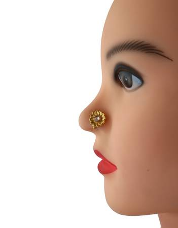 Get Exclusive Collection of Nose Rings for Women from