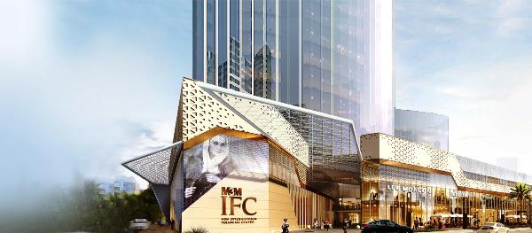 M3M IFC Retail Space in Sector 66 Gurgaon