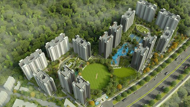 Sobha City Luxury Flats in just 15 minutes from IGI Airpor