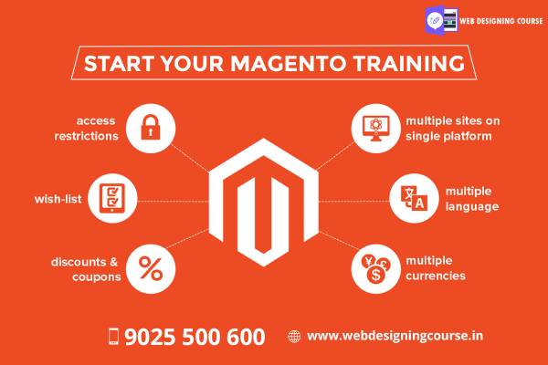 PLACEMENT WITH MAGENTO TRAINING COURSE IN CHENNAI