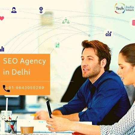 Tech India Infotech - The Best SEO Agency in Delhi, India