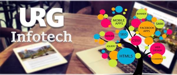 URG| URG Group IT Company offering web development services
