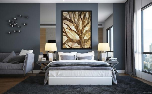 4BHK 4Baths Residential Apartment for Rent in Vascon Marigo