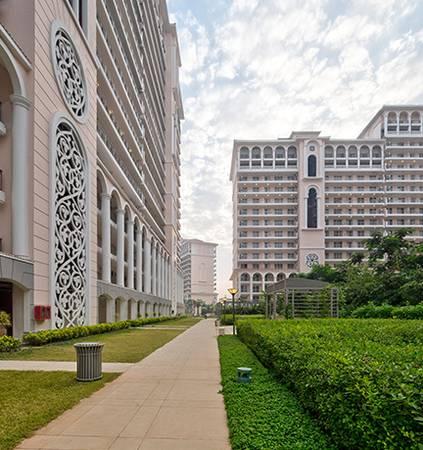 DLF Skycourt: 3 BHK Luxury Homes on NH-8 Gurgaon