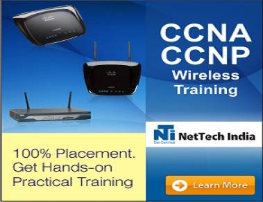 Learn Complete CCNP Course From NetTech India