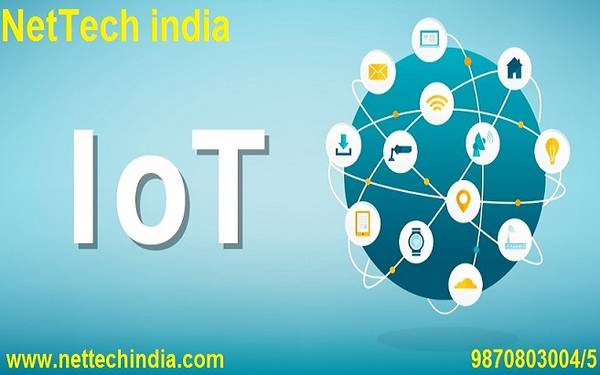 Learn complete IOT course from NetTech India