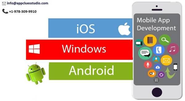 Top Mobile App Development Company in London| AppClues