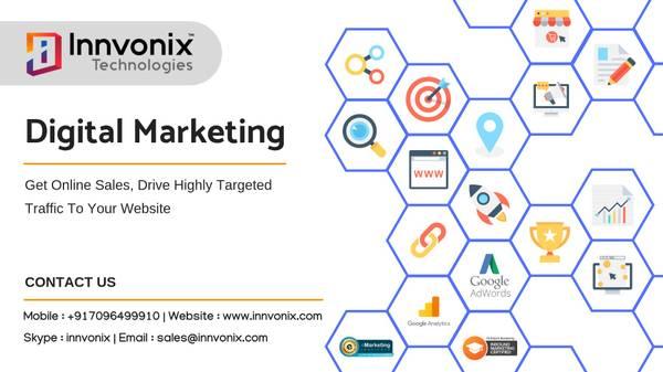 Digital Marketing Company India | Hire SEO Expert from