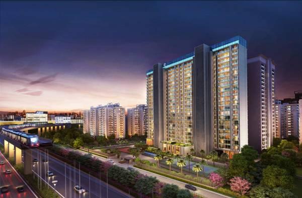 Suncity Platinum Towers - 3 & 4 BHK Luxury Residences at MG