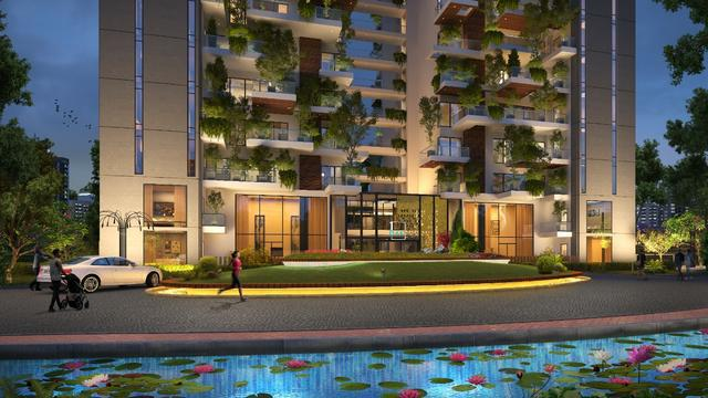 Avail Navratri Offers 1OAK ATMOS Luxury Apartments Villa