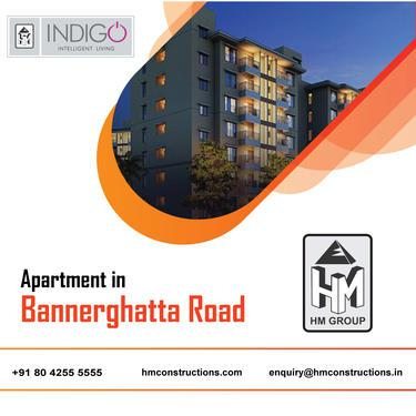 Ready to move flats in JP Nagar