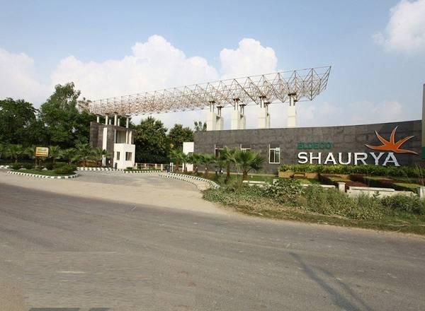 Eldeco Shaurya – Ready to move Plots on Bijnor Road,
