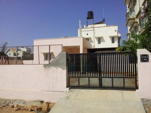 VHBCS layout 1 bhk for rent