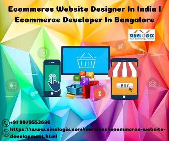 Ecommerce Website Designer In India | Ecommerce Developer In