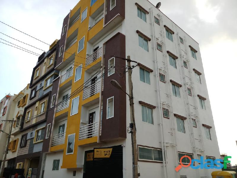 TENANTED PROPERTY FOR SALE AT HEGDE NAGAR NEAR TO KNS