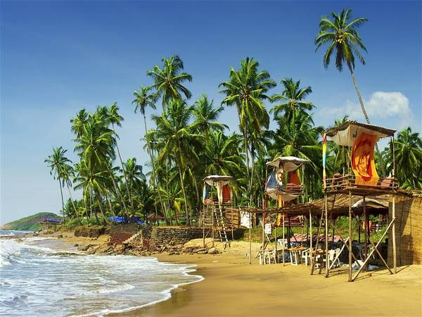 Goa Tour Package From Surat