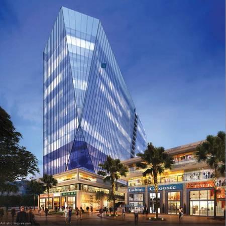 M3M Corner Walk: High-Street Commercial Shops in Gurgaon