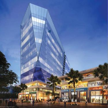 M3M Corner Walk HighStreet Commercial Shops in Gurgaon