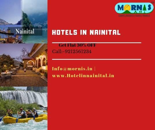 Budget Hotels in Nainital