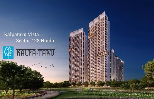 Kalpataru Vista - 3/4 Bhk Apartments in Sector 128
