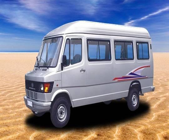 Tempo Traveler Rental Services in Uttarakhand