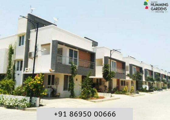 Buy 4 BHK Twin villas for sale in OMR