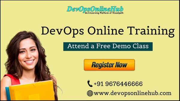 DevOps Online Training in Hyderabad | DevOps Training Online
