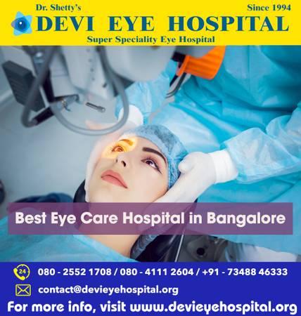 Devi Eye Hospital | eye care hospital in Bangalore