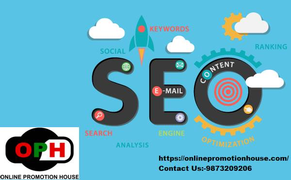 Get Best SEO Promotion Services By Online Promotion House