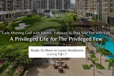 Residential apartments in dwarka expressway