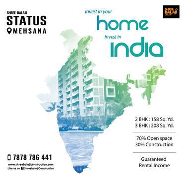 Affordable 3 BHK Luxurious Apartments in Ahmedabad