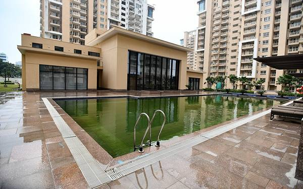 Emaar Palm Gardens – Ready to move-in 3 BHK Apartments in