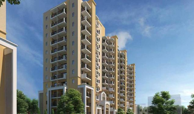 Emaar Palm Heights Gurgaon Residential Apartment At 9800000