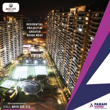 Ace City Ready to Move in Homes in Noida Extension