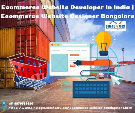 Ecommerce Website Developer In India | Ecommerce Website