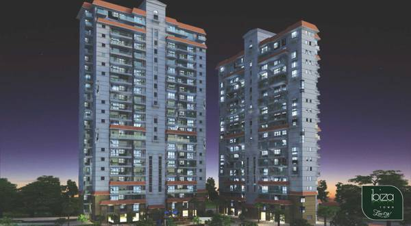 Ibiza Town - Ready to move 3 & 4BHK in Faridabad