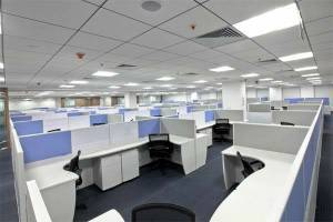 sq.ft Exclusive office space for rent at St.Marks Rd