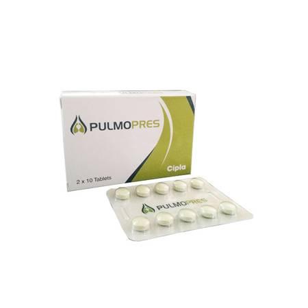 Buy Pulmopres 20mg Tablet From Dose Pharmacy
