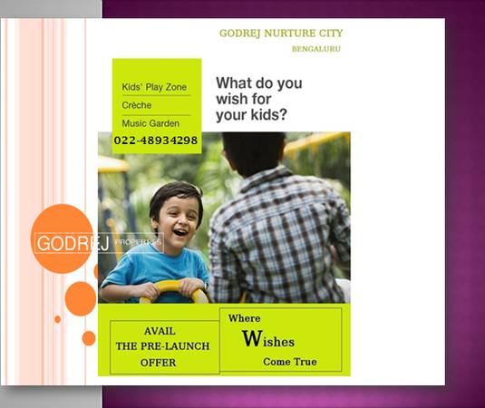 Godrej Nurture E city | 1, 2, and 3 BHK Luxurious Apartments