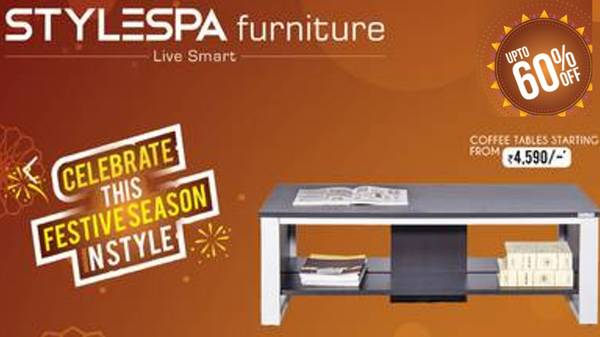 Great Festive Offer! Buy Coffee Tables Online