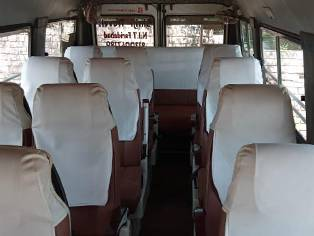 17-Seater Tempo Traveller in Faridabad