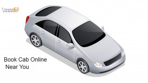 Book cab online in India | Trexeego