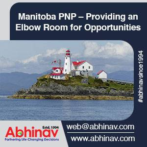 Manitoba PNP – Providing an elbow room for opportunities