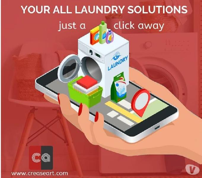 Online Laundry Services in Gurgaon | Online Laundry in Delhi