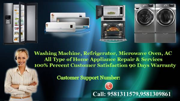 Whirlpool Semi automatic washing machine service and repair