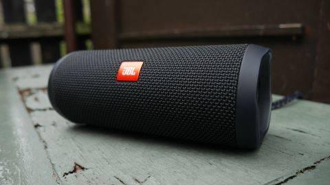 JBL Flip 4 Wireless Bluetooth Speaker Black Colour