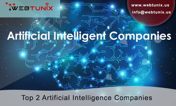 Top 2 Artificial Intelligence Companies