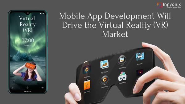 VR app development   Innvonix Technologies