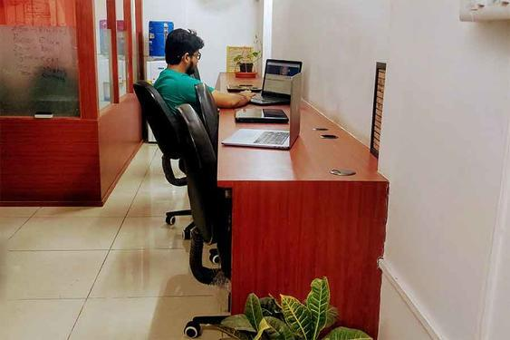 Workshetra Ahmedabad coworking space at cheapest rate